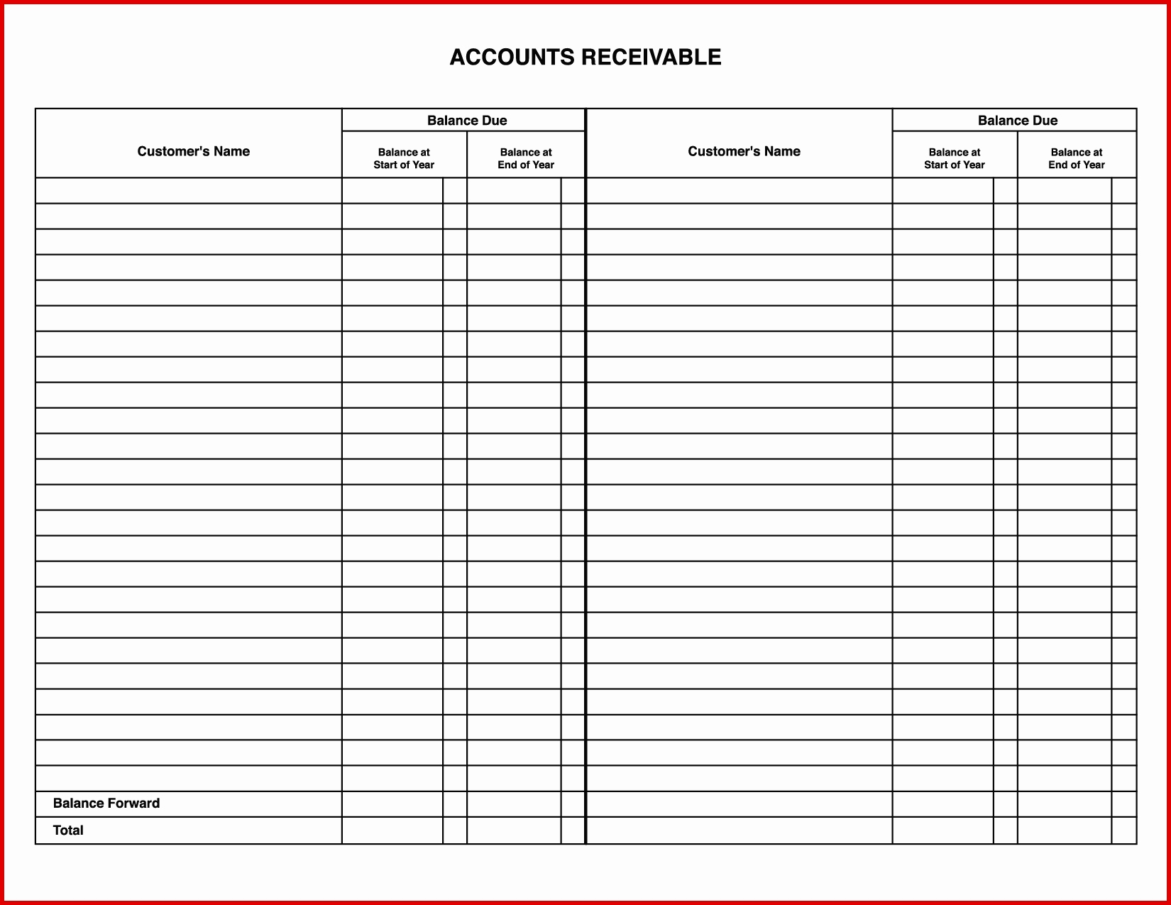 download accounts payable with aging excel template exceldatapro