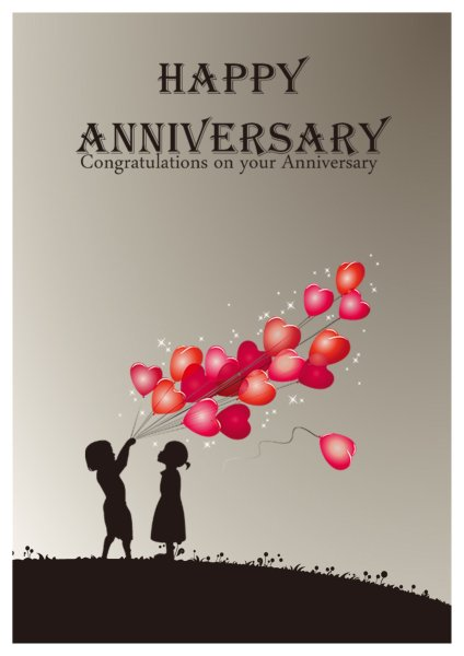 Anniversary Card Template | charlotte clergy coalition