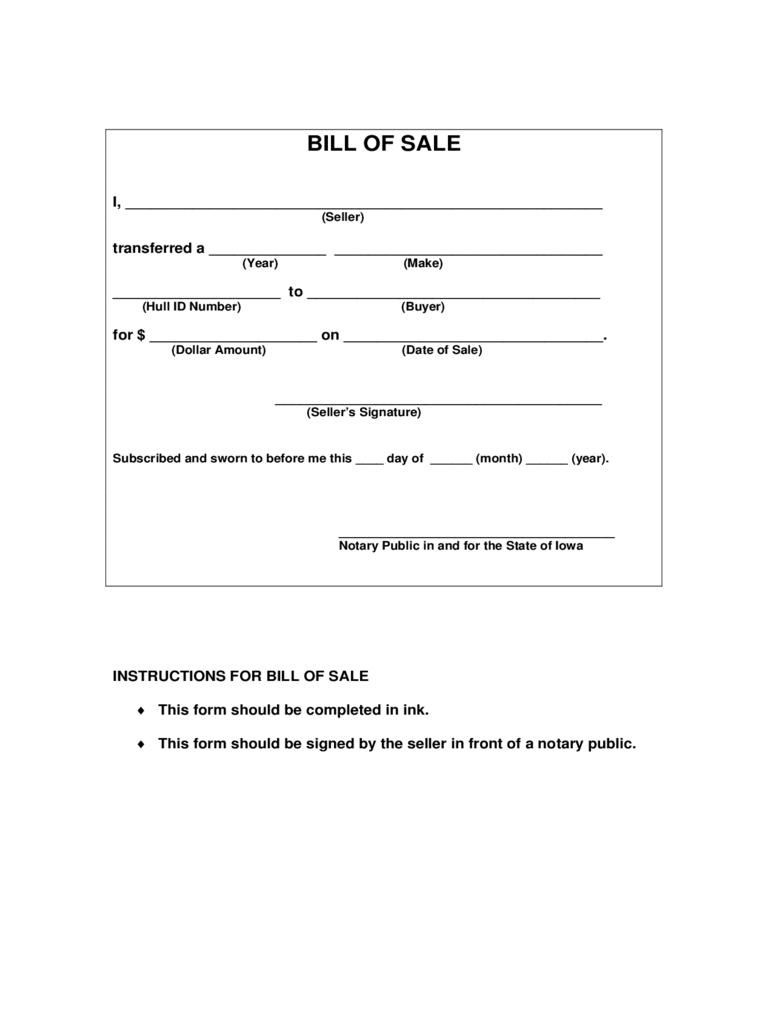 Atv Bill Of Sale Template | charlotte clergy coalition