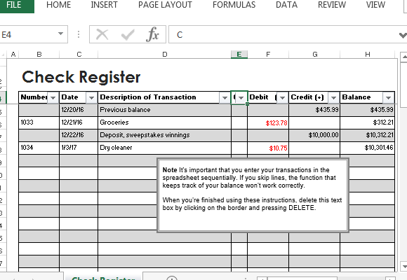 bank register templates   Boat.jeremyeaton.co