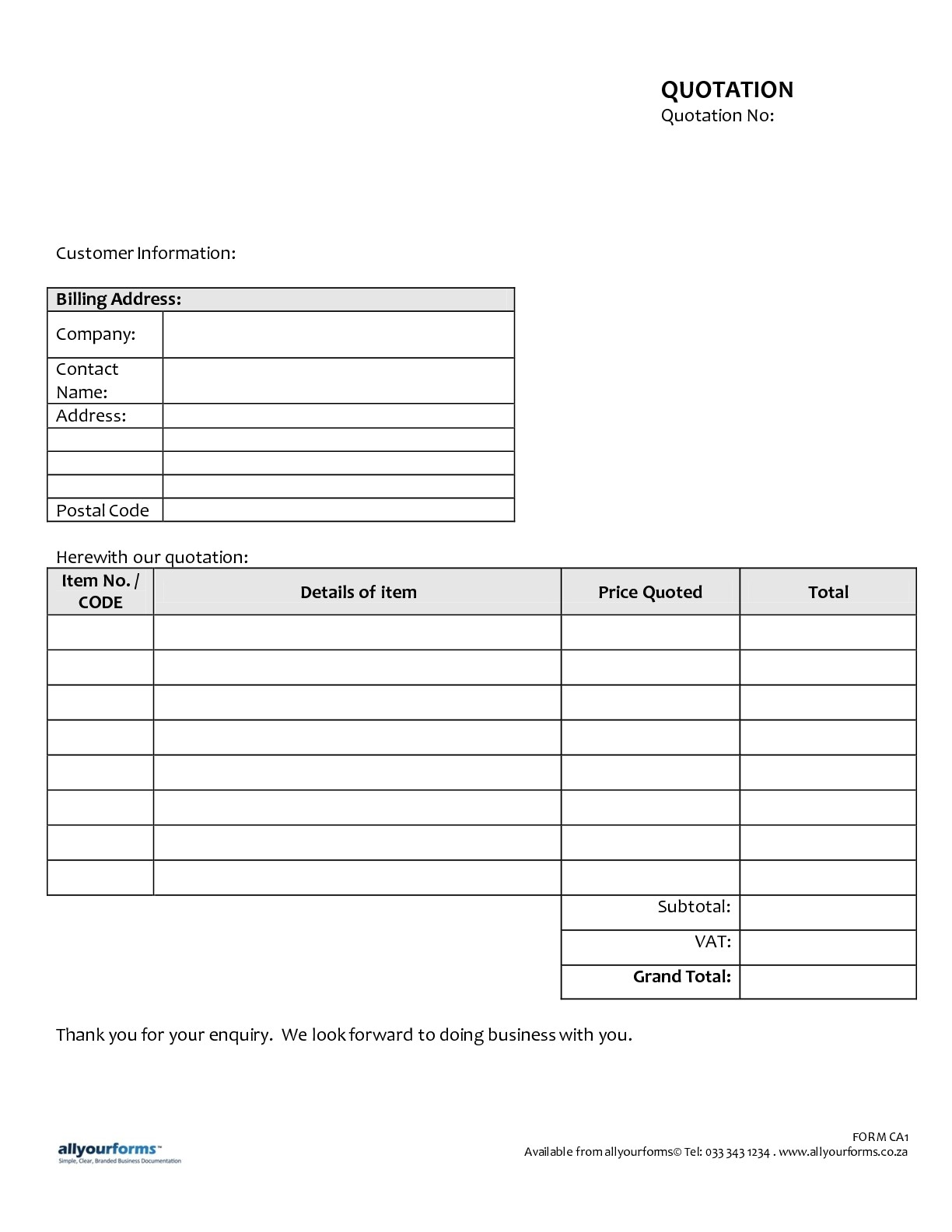 40+ Simple Business Requirements Document Templates   Template Lab