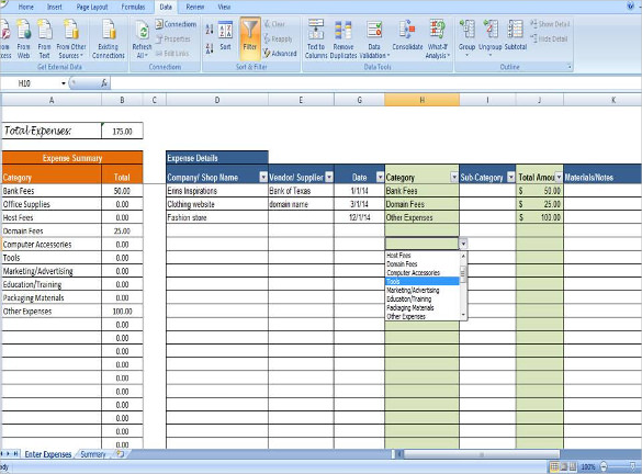 18+ Expense Tracking Templates – Free Sample, Example Format