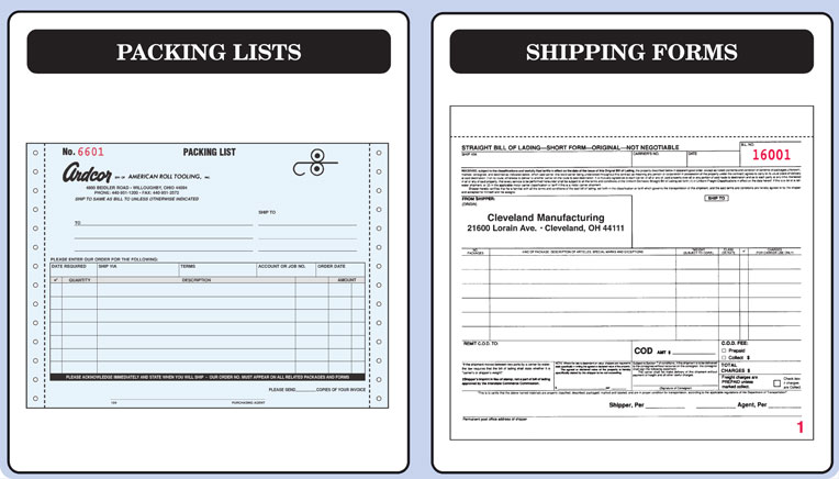 Gulf Business Forms Inc. | Printing Forms Manufacturer
