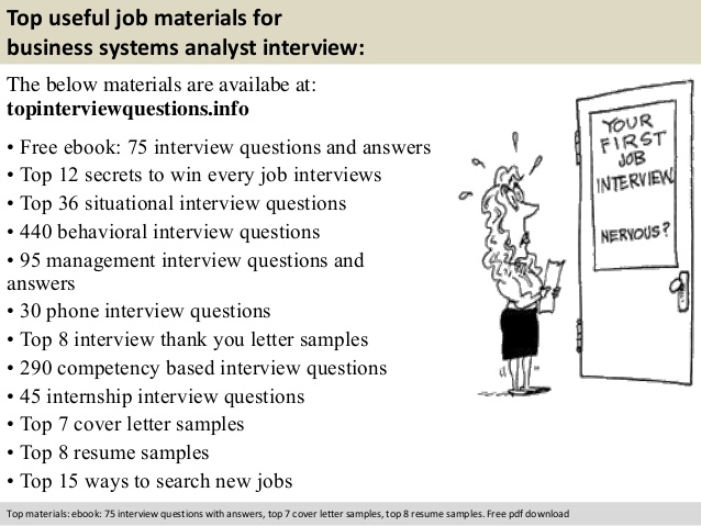 system analyst interview questions   April.onthemarch.co