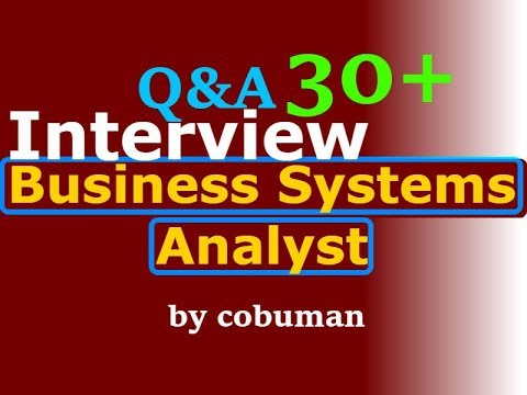 business analyst sample interview questions   Kleo.beachfix.co