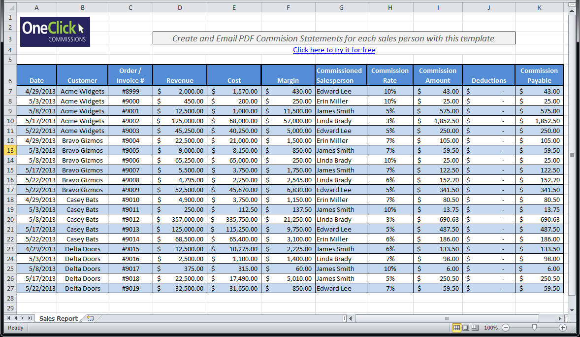 Car Sales Commission Spreadsheet charlotte clergy coalition