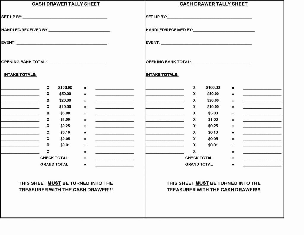 Cash Register Balance Sheet Template and Best 25 Balance Sheet