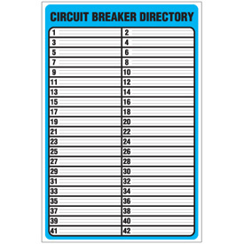 circuit panel label template   Kleo.beachfix.co