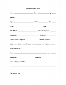 client information form template charlotte clergy coalition