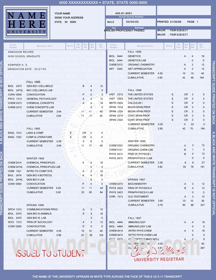 24 Awesome Pics Of College Transcript Template For Word inside