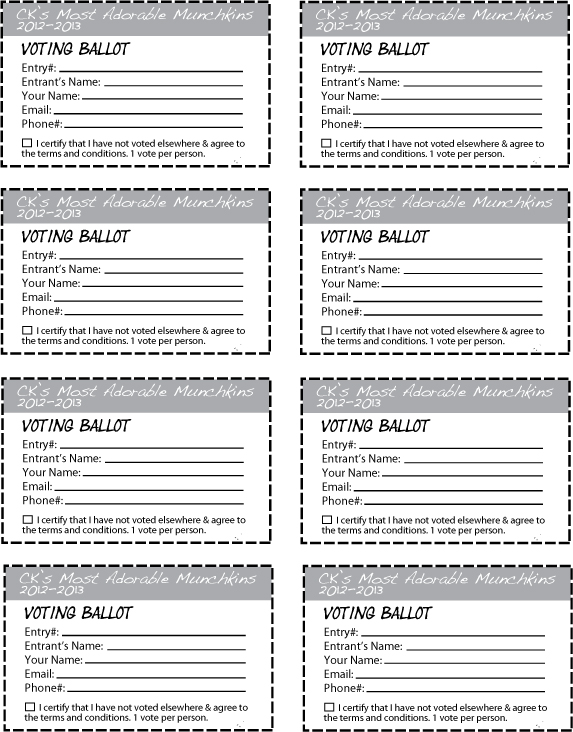 ballot entry template   Kleo.beachfix.co
