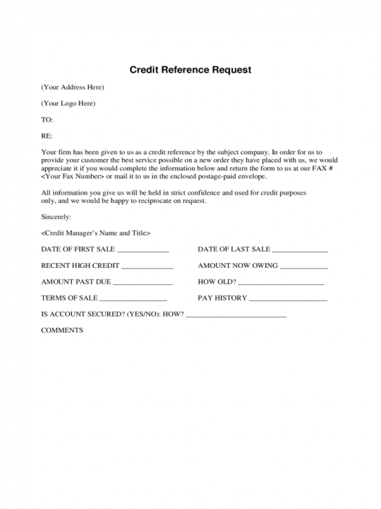credit reference form   Kleo.beachfix.co