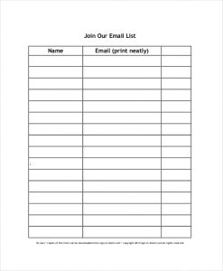 email signup sheet charlotte clergy coalition