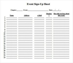 event sign up sheet charlotte clergy coalition