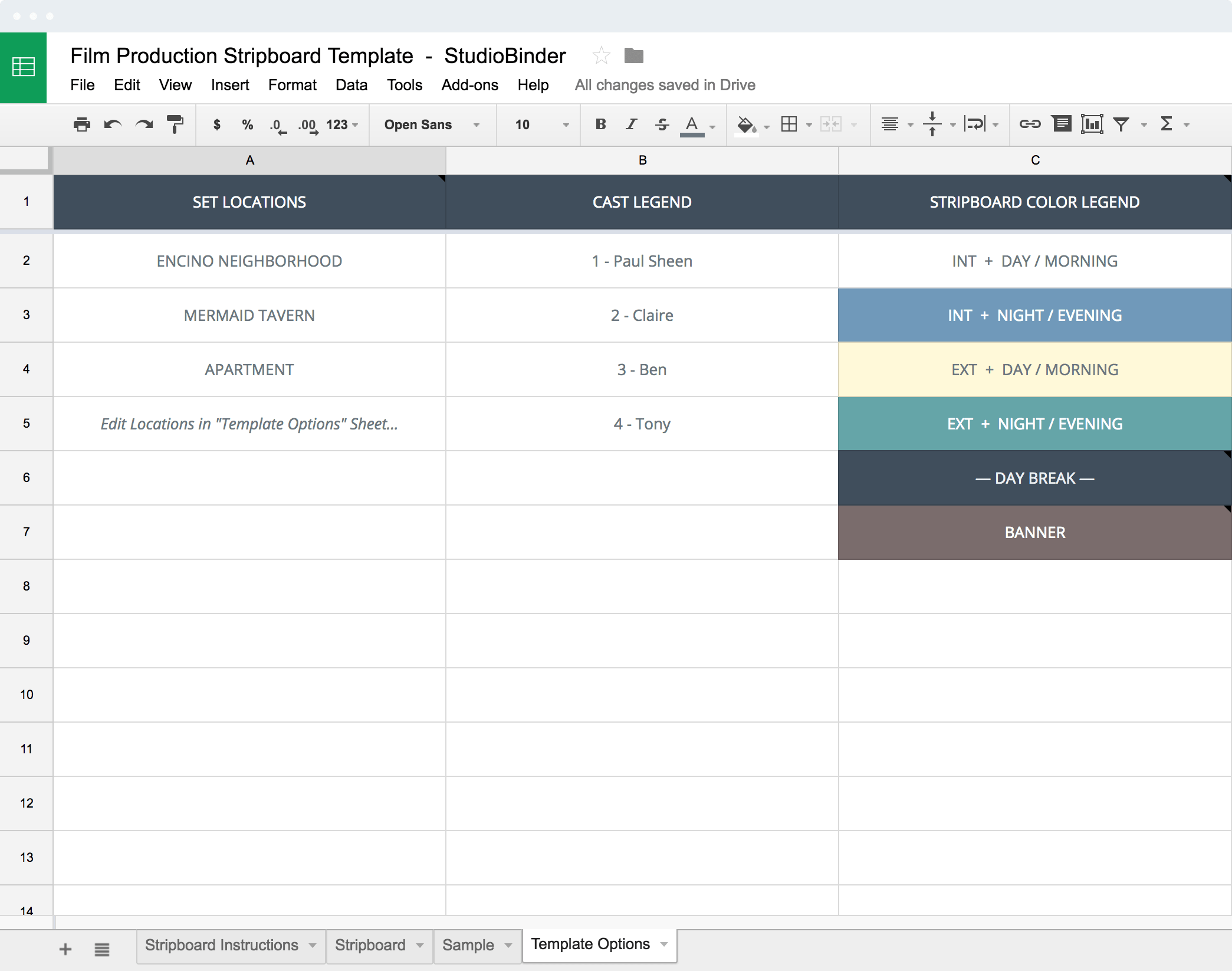 Free Project Management Templates for Film, TV, Publishing   AEC
