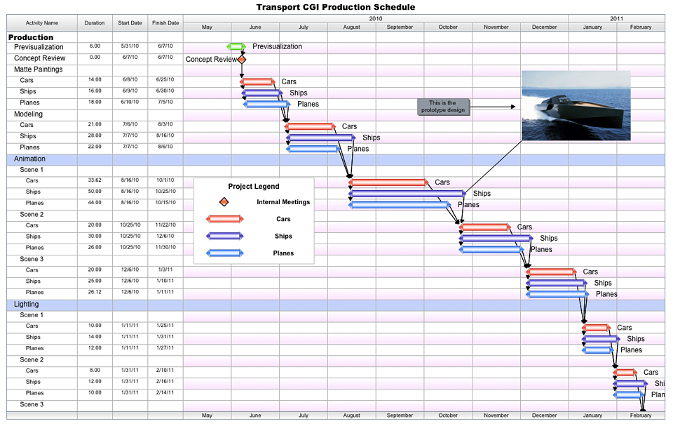 film production schedule template   Kleo.beachfix.co