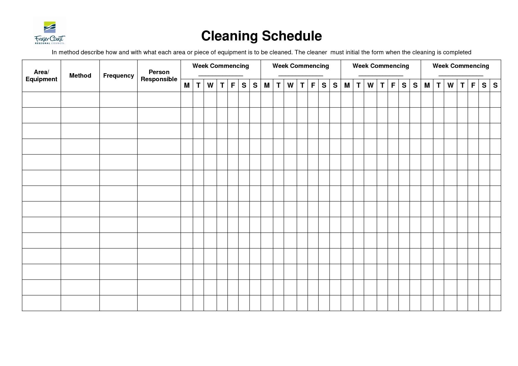 bathroom cleaning checklist   Kleo.beachfix.co