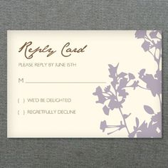 free rsvp template for wedding   Kleo.beachfix.co
