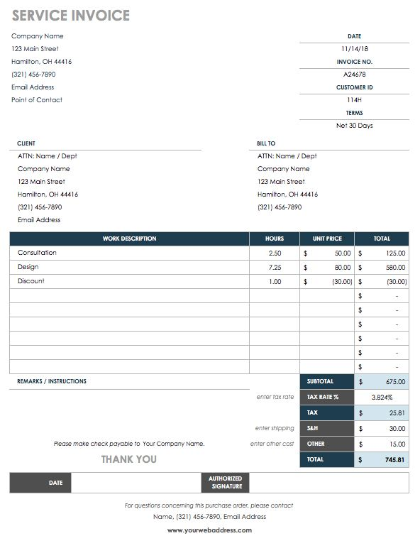work order template free   Tier.brianhenry.co