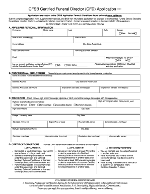 Funeral Planning Form | DeBord Snyder Funeral Home & Crematory