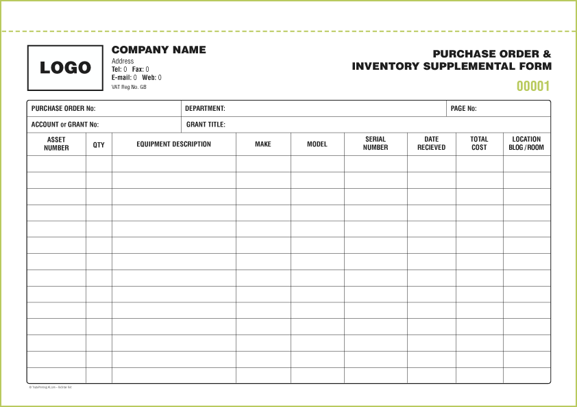 book order form template word toner inventory template stock