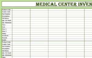 Similar Posts Office Supply Inventory List