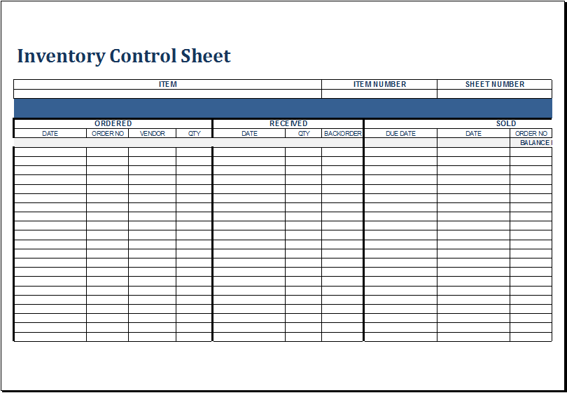 Inventory Log Sheet | charlotte clergy coalition