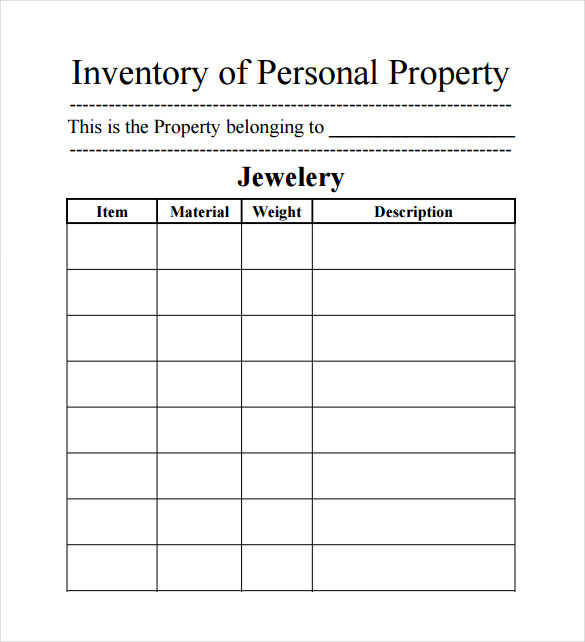 Inventory Spreadsheet Example 2018 How To Make An Excel