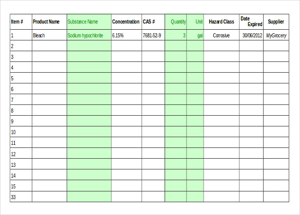 product inventory spreadsheet template   Boat.jeremyeaton.co