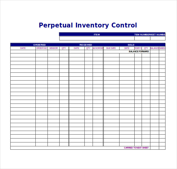 Inventory Tracking Sheet | charlotte clergy coalition