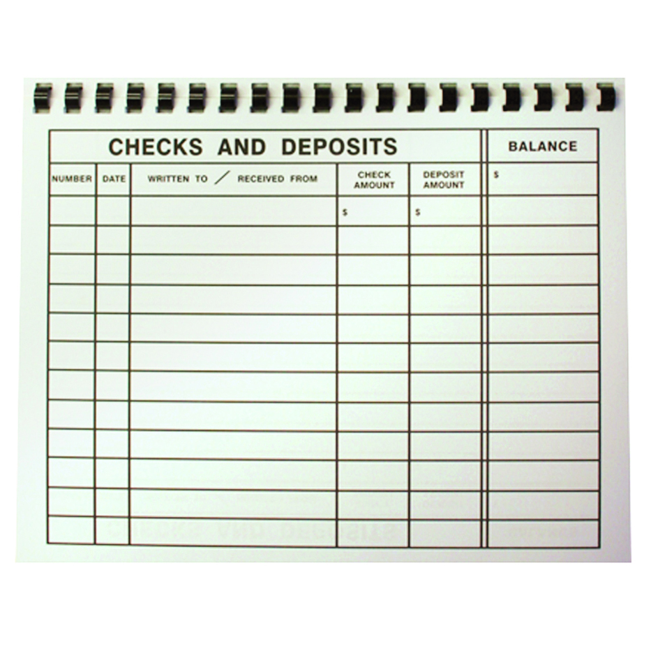 large check registers charlotte clergy coalition