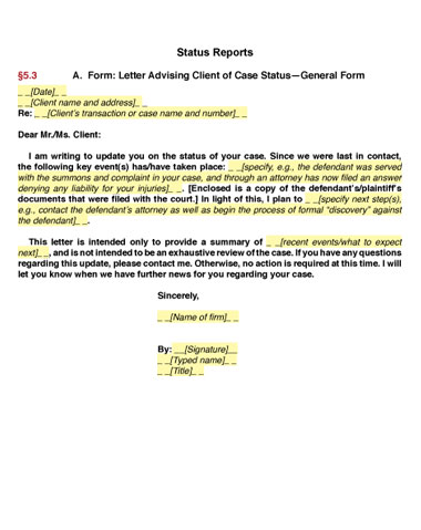 Letter to terminate attorney representation charlotte clergy coalition california client communications manual sample letters and forms altavistaventures Images