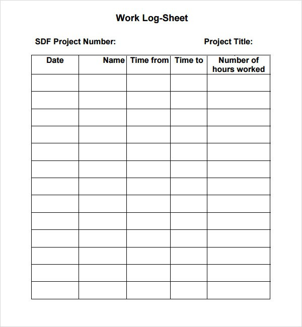 delivery log sheet template   April.onthemarch.co