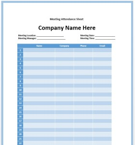 aa meeting attendance sheet   Kleo.beachfix.co