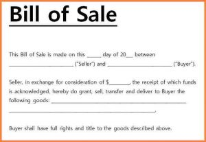 microsoft word bill of sale template charlotte clergy coalition