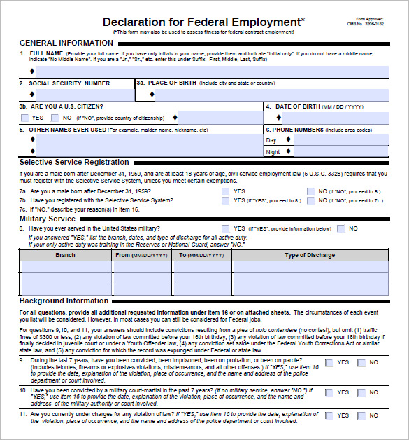employee forms templates 12 new hire processing forms hr templates