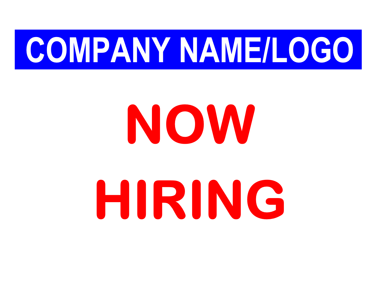 Now Hiring Template Free Charlotte Clergy Coalition