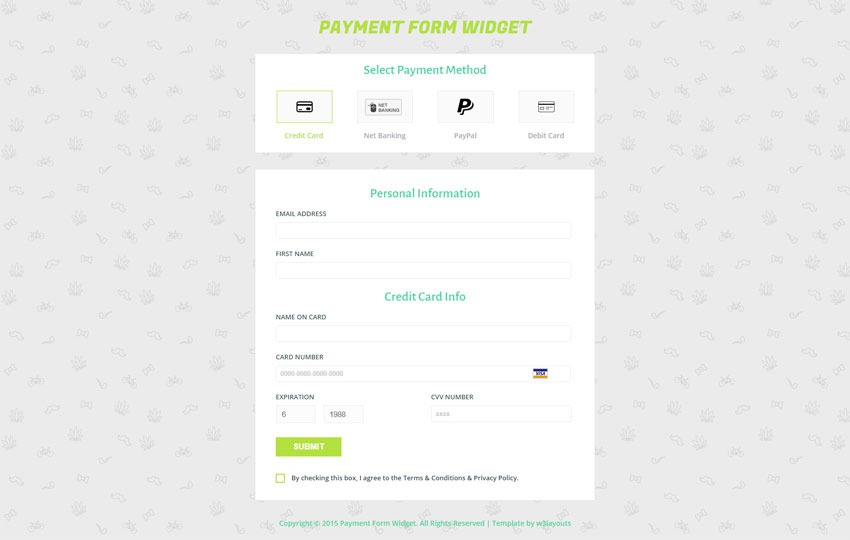 payment template charlotte clergy coalition