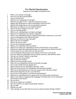 Couples Counseling Questionnaire   Sunset Counseling Center Fill