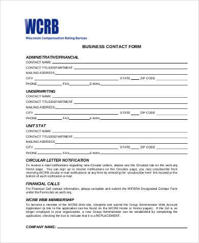 business receipt form template official business form template