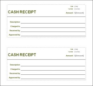 printable cash receipts charlotte clergy coalition