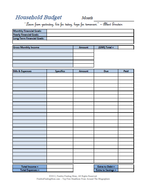 printable expense spreadsheet charlotte clergy coalition