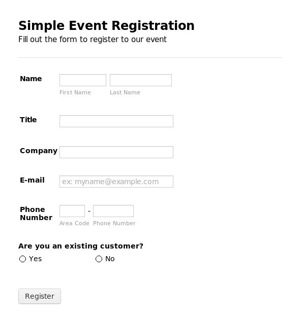registration form template free download   April.onthemarch.co