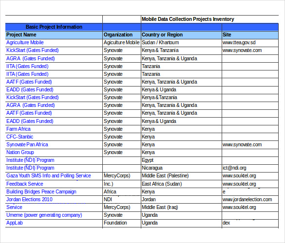 15+ Product Inventory Templates – Free Sample, Example, Format