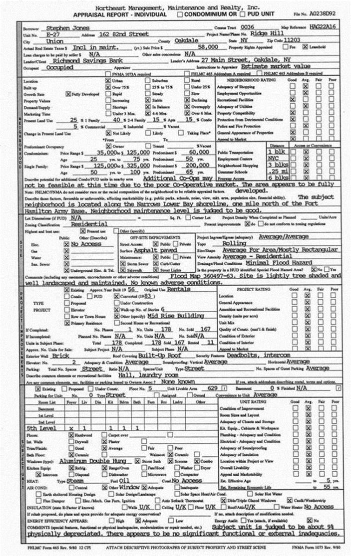 real-estate-appraisal-format-rea-chapter-16-image003 Vehicle Release Form Example on example termination form, example receipt form, example contract form, example order form, example recommendation letter, example police report, example affidavit form, example model release,