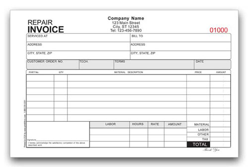 repair order forms   April.onthemarch.co