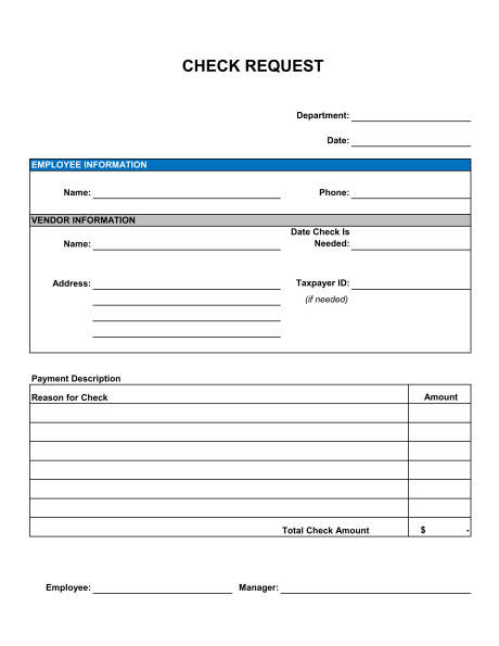 account request form template check request form template sample