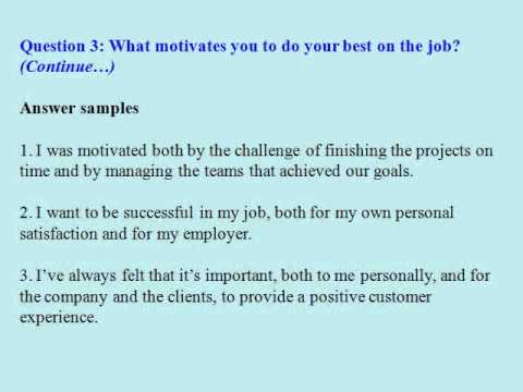 Restaurant manager interview questions and answers pdf ebook   YouTube