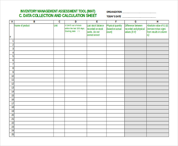 examples of inventory spreadsheets   Boat.jeremyeaton.co