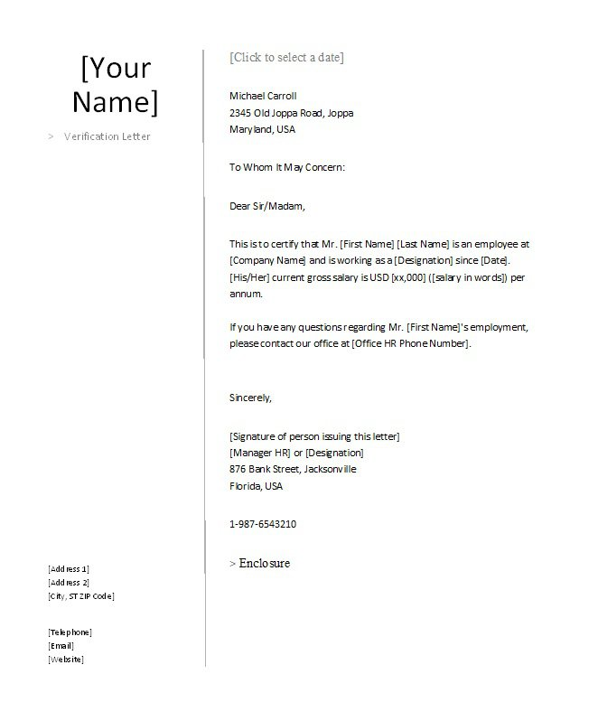 confirmation of employment letter   April.onthemarch.co